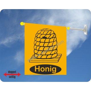 Flagge Honig
