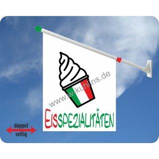 Flagge Eisspezialitaten