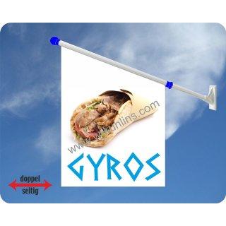Flagge Gyros