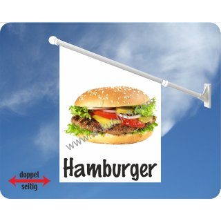 Flagge Hamburger