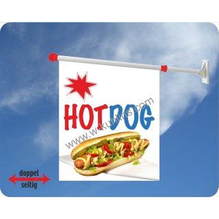 Flagge Hot Dog