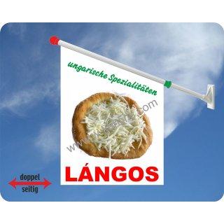 Flagge Langos