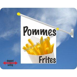 Flagge Pommes Frites