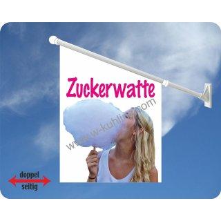 Flagge-Zuckerwatte