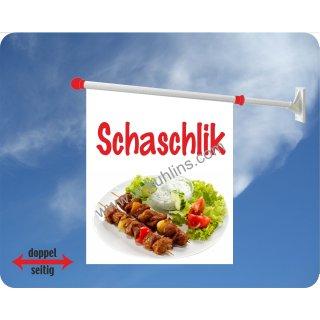 Flagge Schaschlik