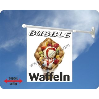 Flagge Bubble Waffeln