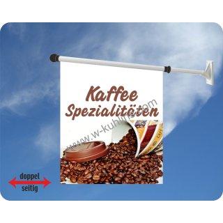 Flagge Kaffee Spezialitäten