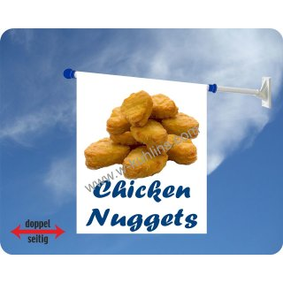 Flagge Chicken Nuggets