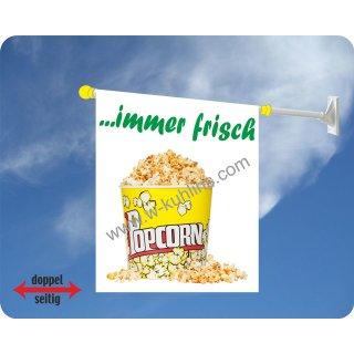 Flagge Popcorn