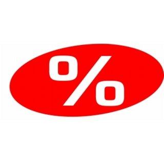 """Ankleber """"%-Zeichen"""""""