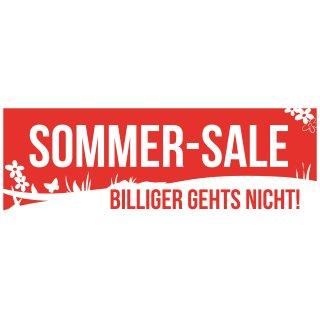 """Ankleber """"SOMMER SALE - BILLIGER GEHTS NICHT!"""""""