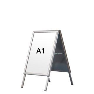 Alu-Line Kundenstopper DIN A1
