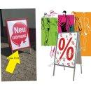 Straßenständer DIN A1 wetterfest -...
