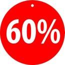 "Hänger ""60%"""
