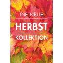 """Rahmenplakat DIN A1 """"Die neue Herbstkollektion"""""""