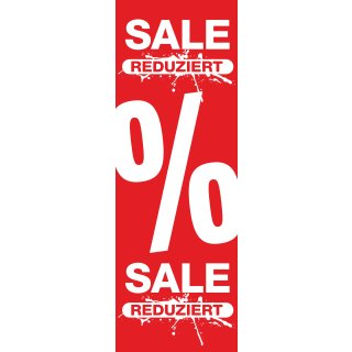 "Langbahn ""Sale Reduziert"""